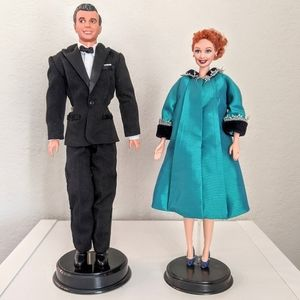 Lucy and Ricky 50th Anniversary Edition